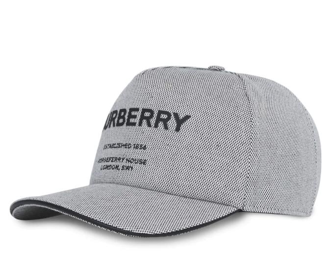 Gorra de Burberry