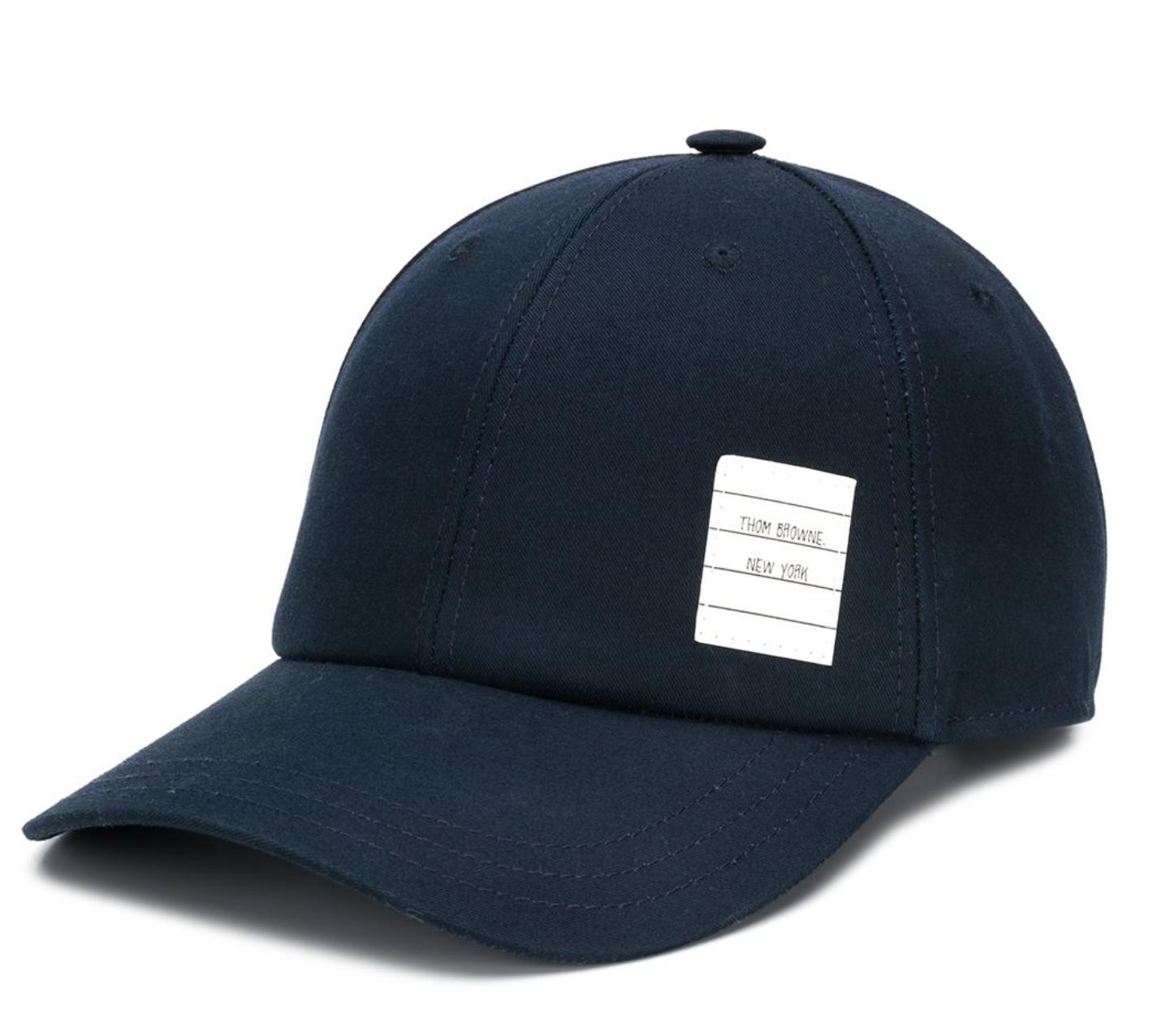 Gorra de Thom Browne