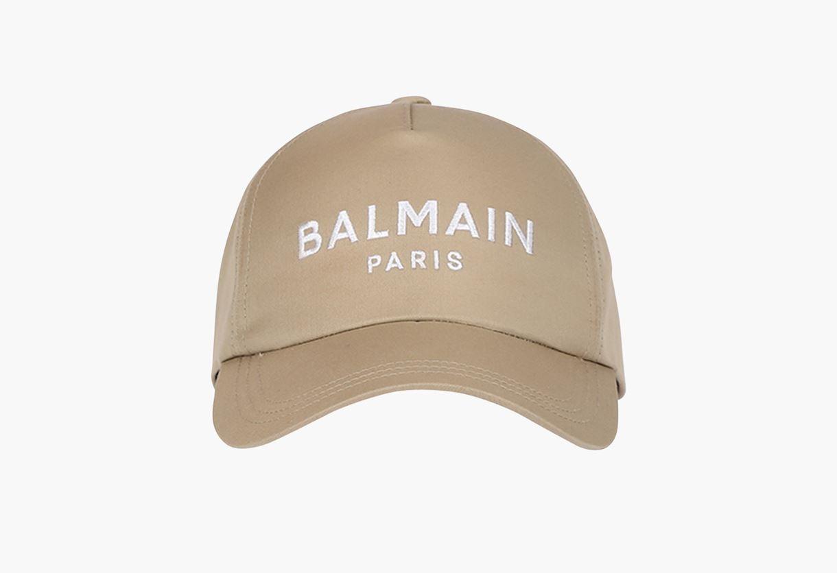 Gorra de Balmain