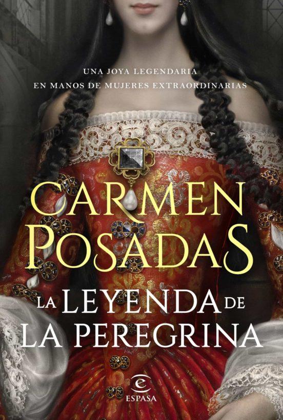 La leyenda de la peregrina, de Carmen Posadas