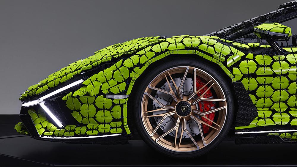 Lego - Lamborghini Sián