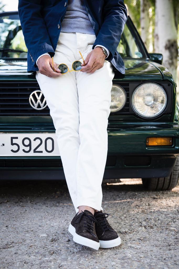 El hombre que apostó al negro y salió rojo, y su Golf GTI, por Rafael Chelala
