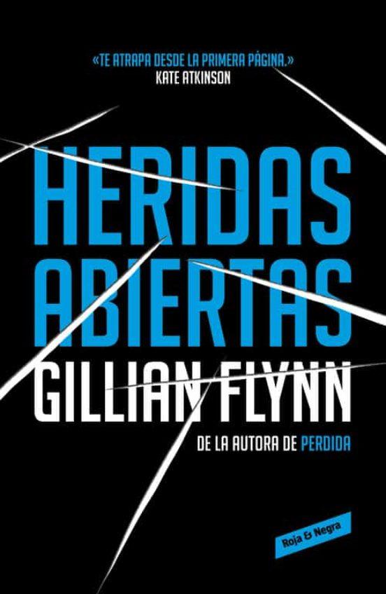 Heridas Abiertas, de Gillian Flynn
