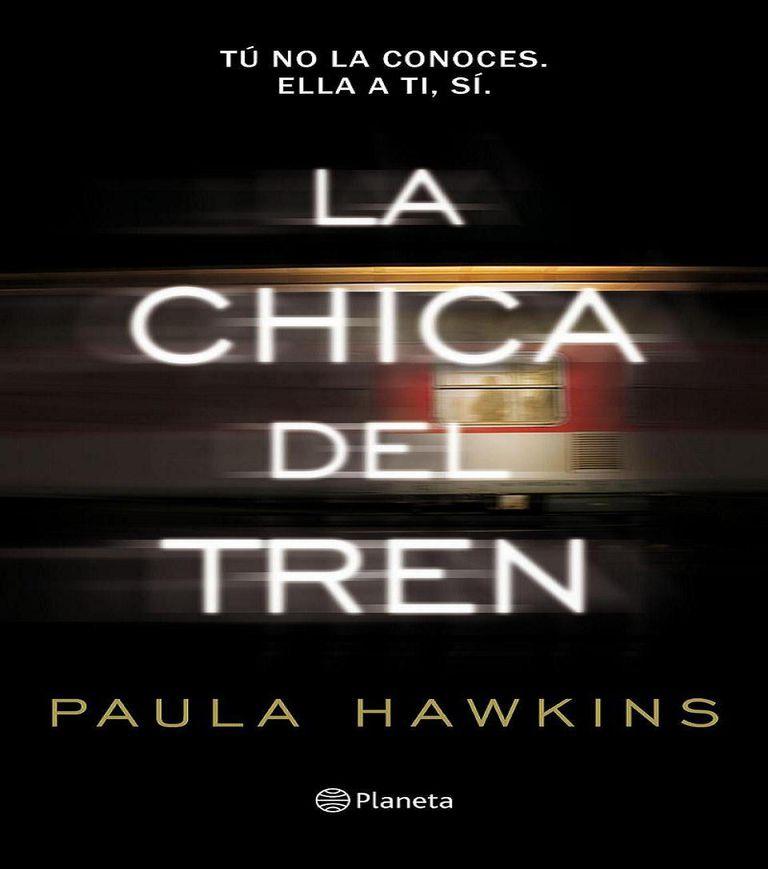 La chica del tren, de Paula Hawkins
