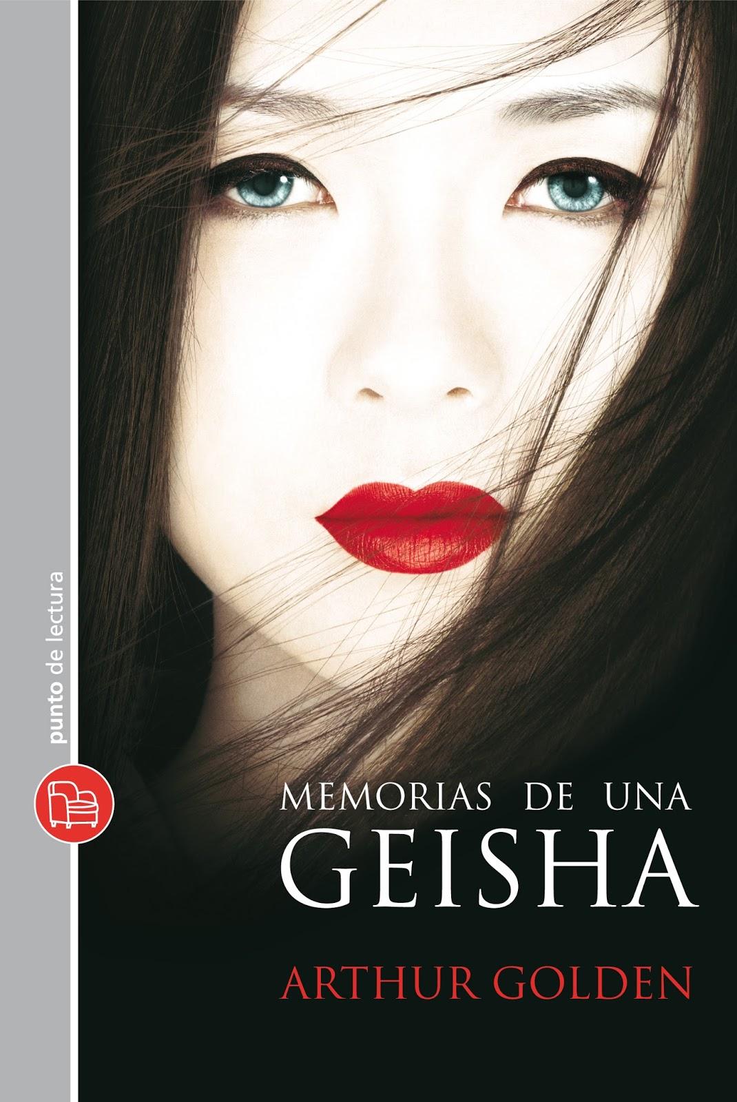 Memorias de una Geisha, de Arthur Golden