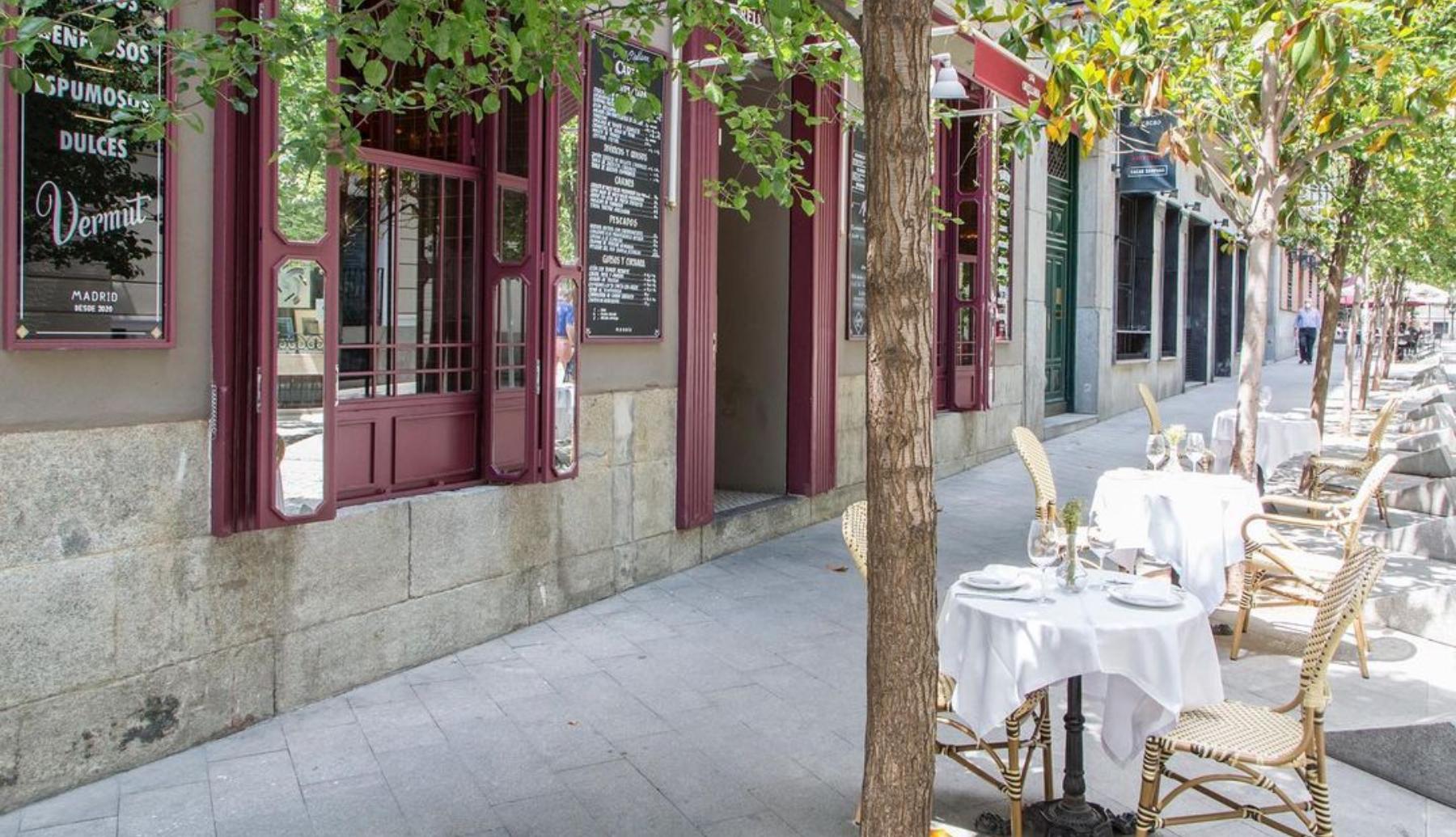 La terraza / Foto: Casa Orellana