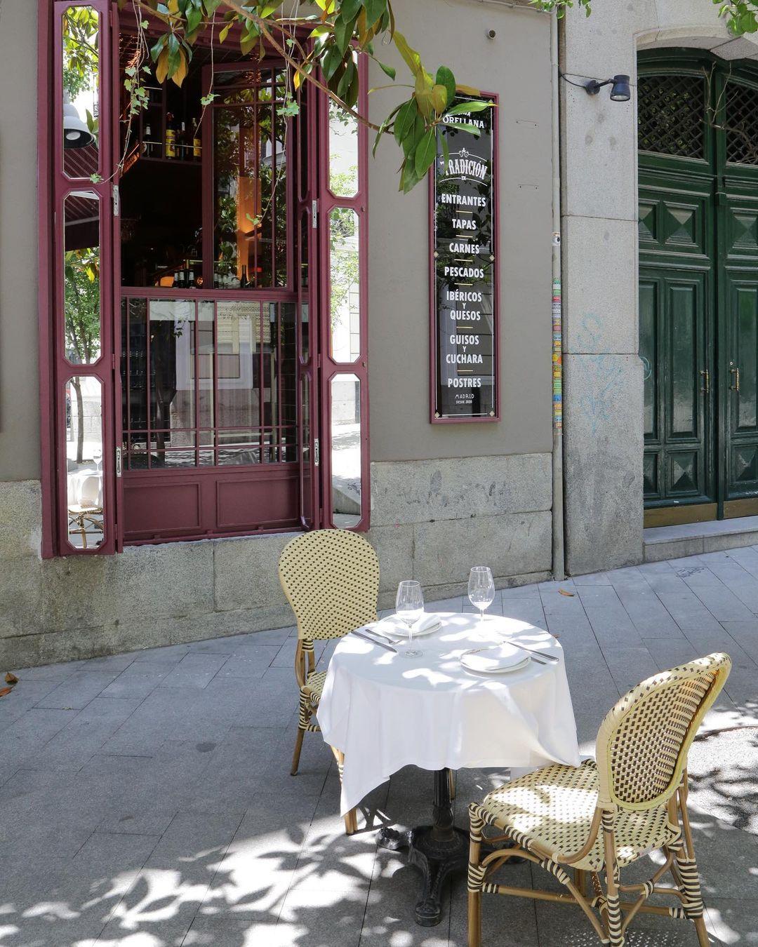 Otro de los rincones de la terraza / Foto: Casa Orellana