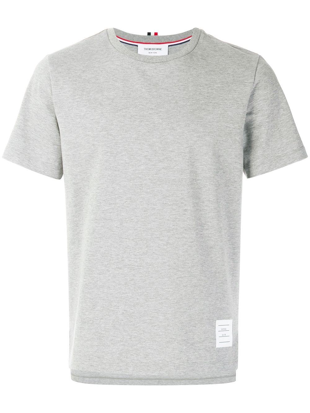Camiseta de Thom Browne / Foto: Farfetch