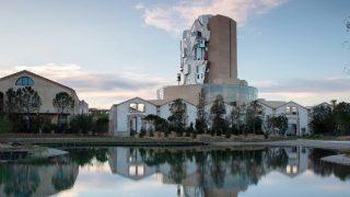 La torre de Frank Gehry