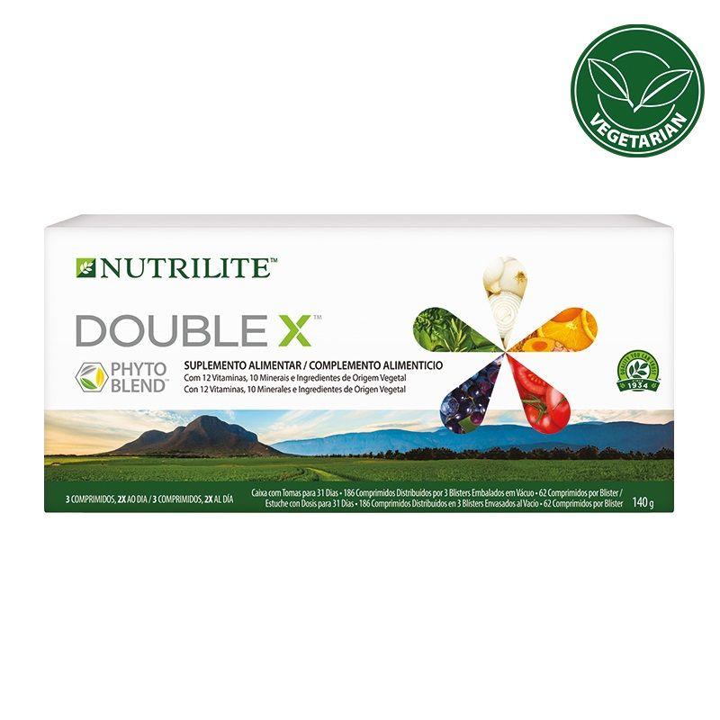 Double X de Nutrilite./Foto: Amway