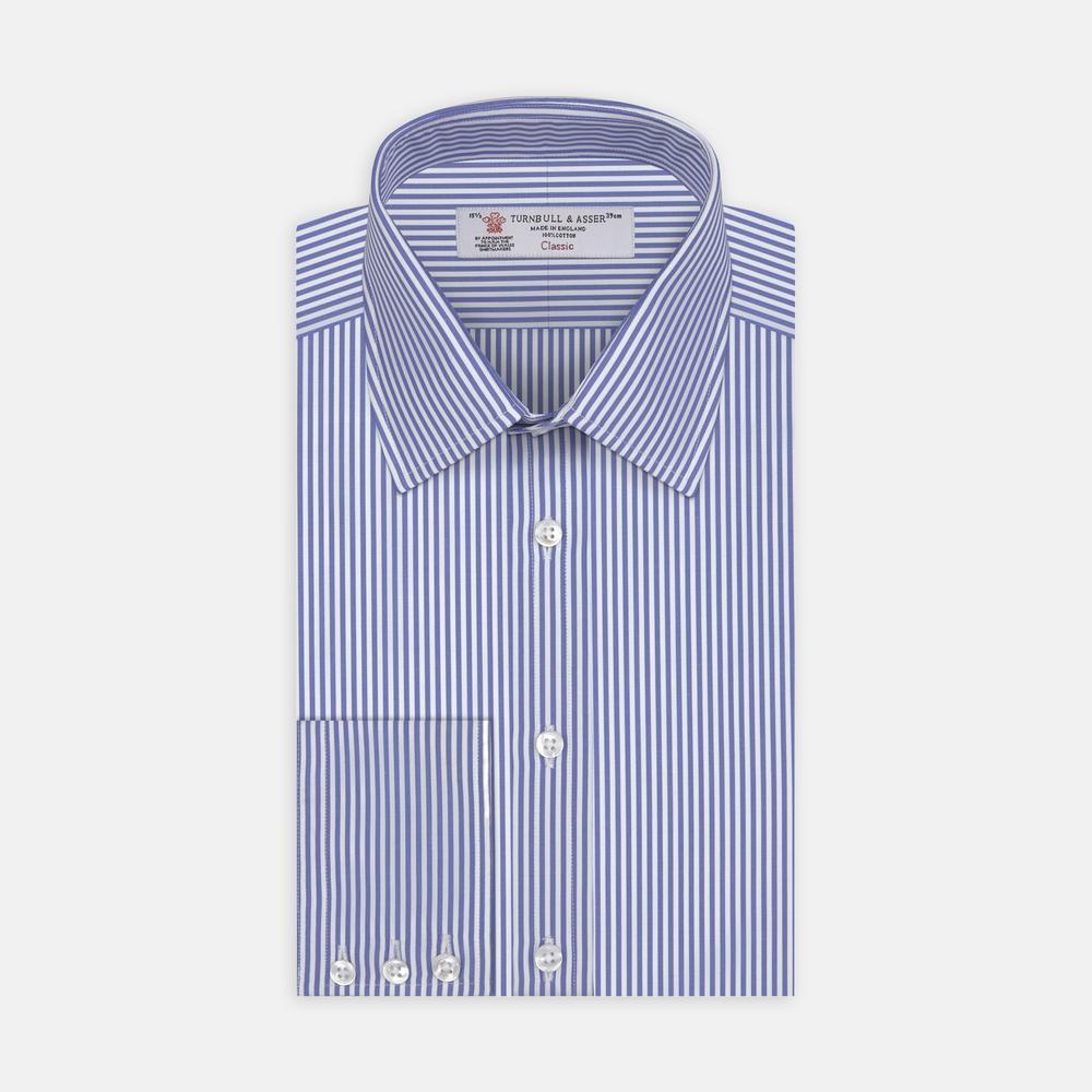Camisa de rayas / Foto: Turnbull & Asser