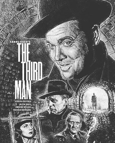 "Portada de la película ""The Third Man"""