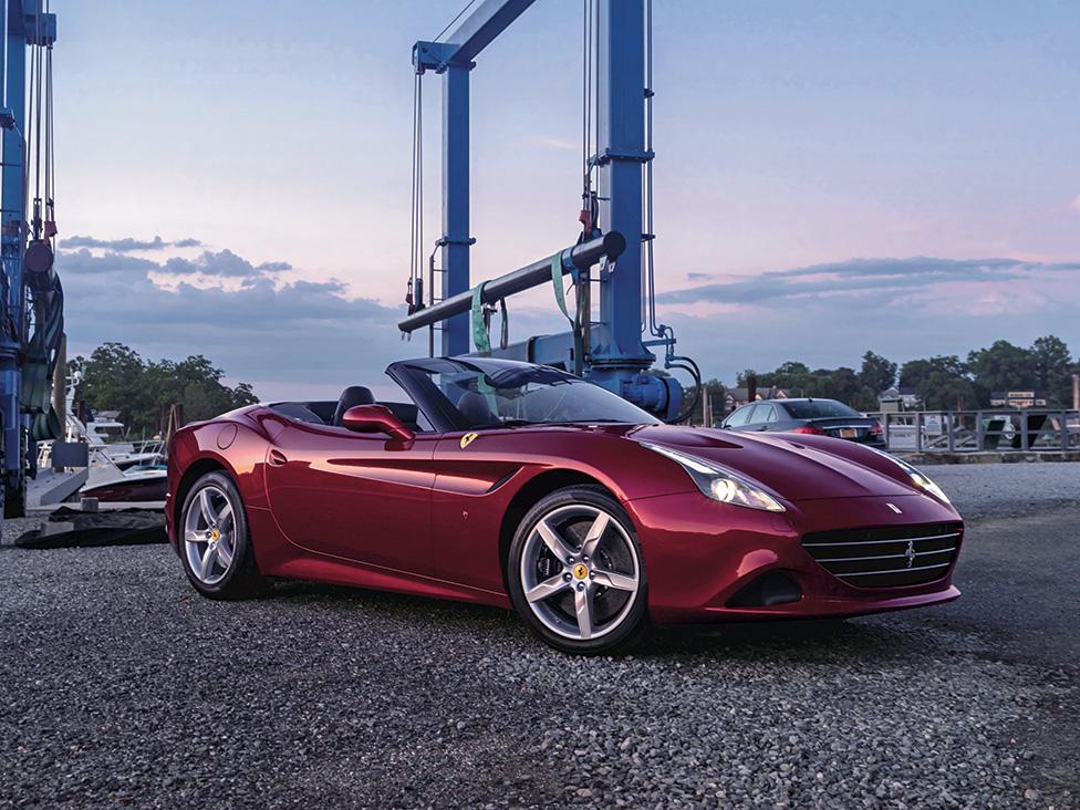 Ferrari California T./Foto: @Ferrari