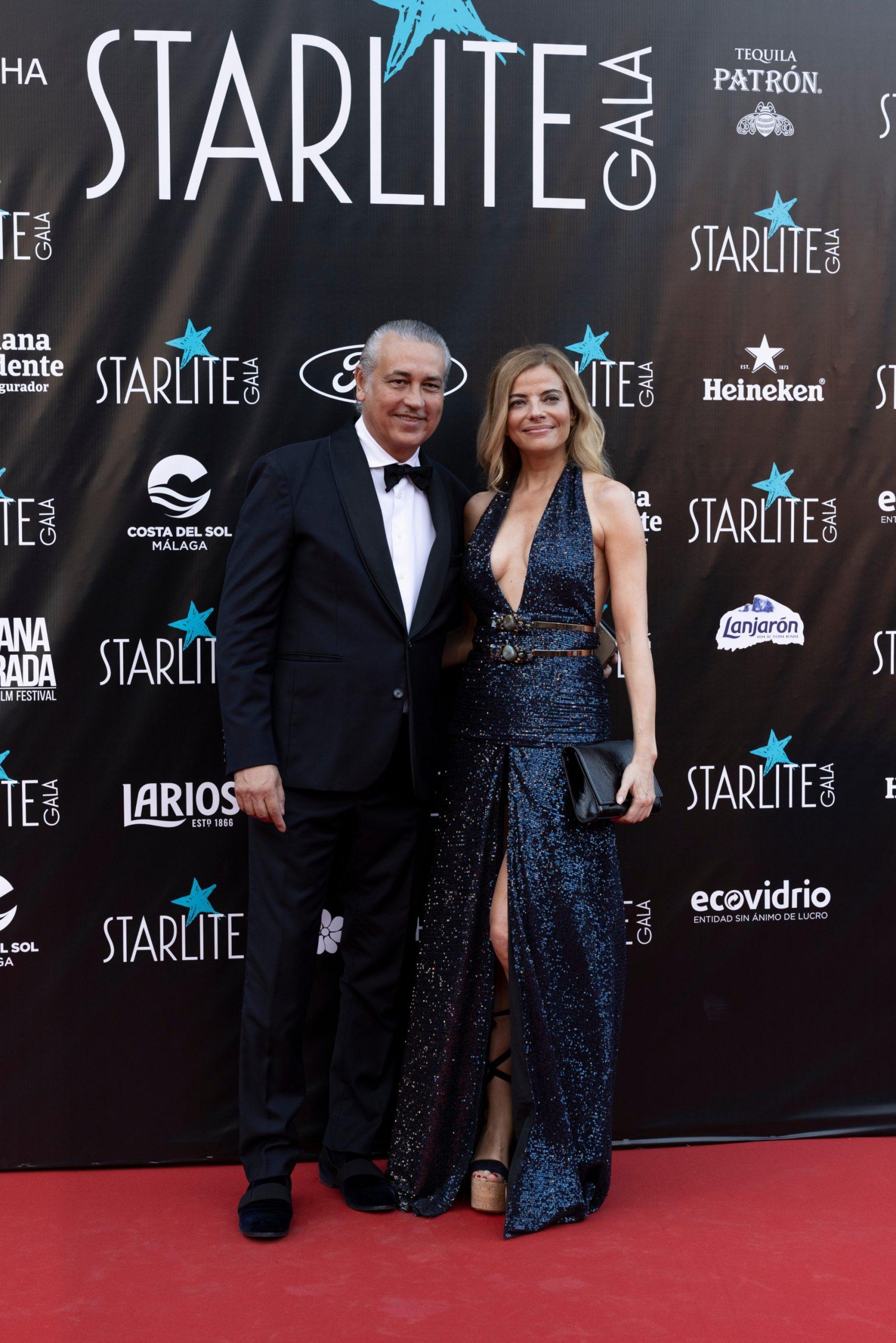 Jorge Planas y Raquel Oliva