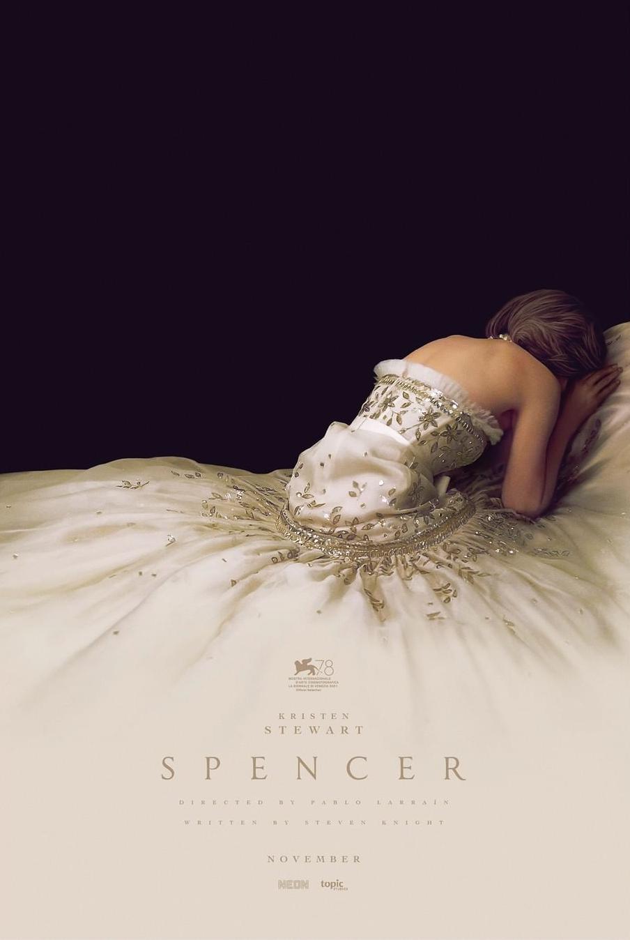 Poster de la Película Spencer