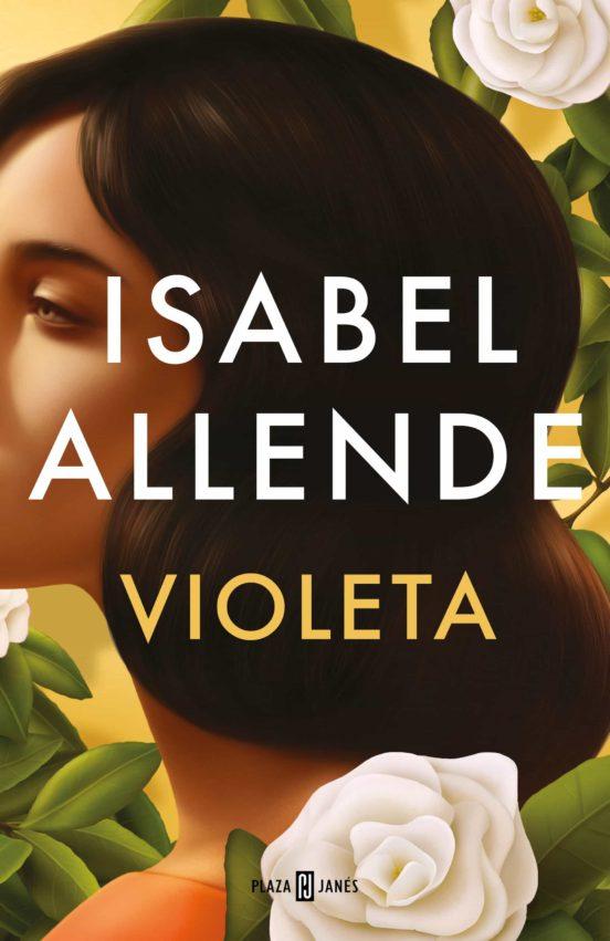 Portada de 'Violeta' de Isabel Allende