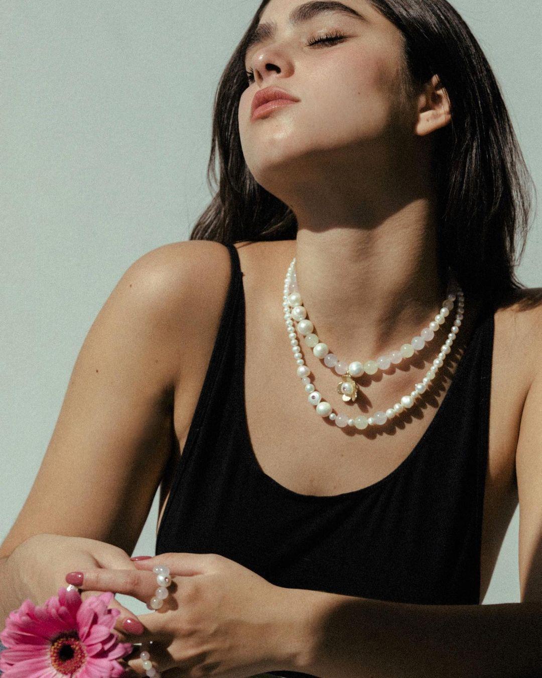 Piezas de joyería de Anita Berisha