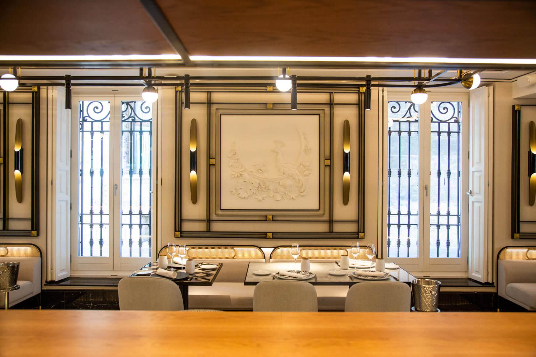 Un rincón del restaurante / Foto: La Perfumería