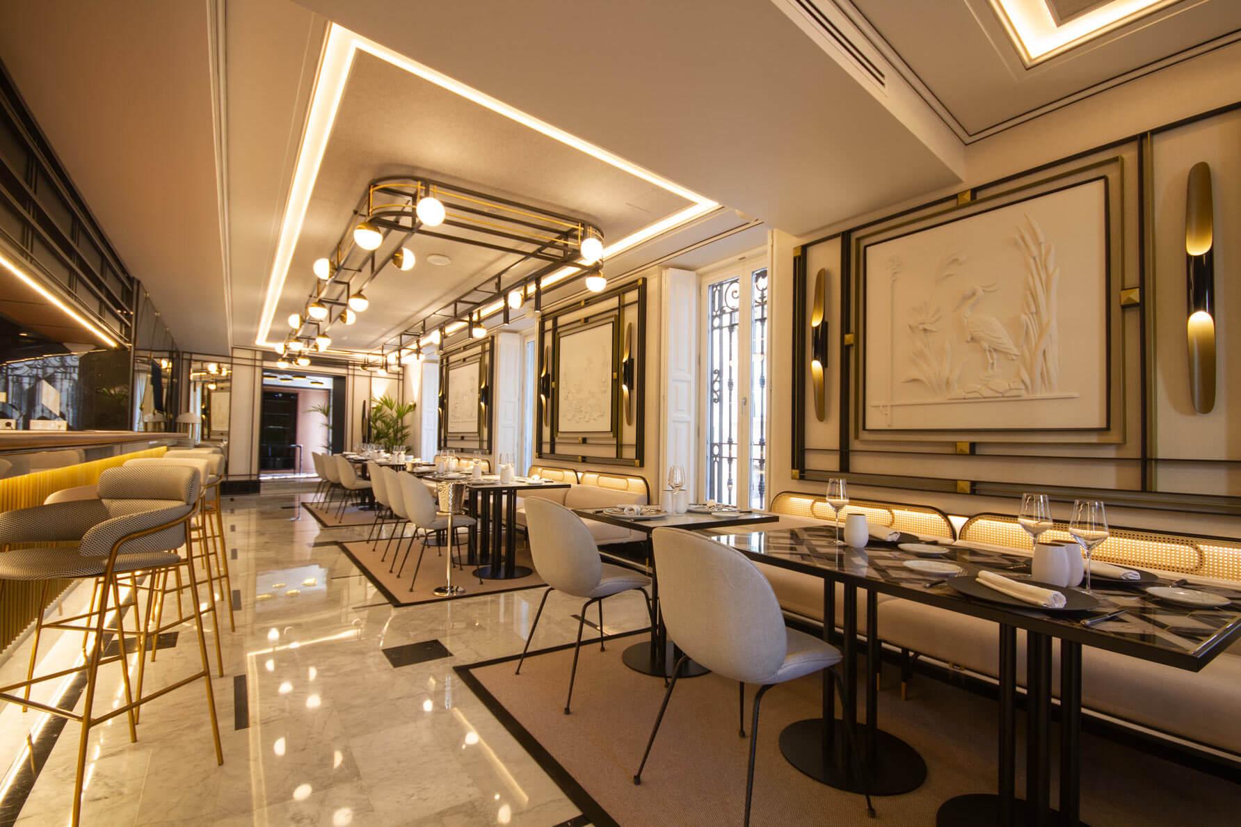 El interior / Foto: La Perfumería