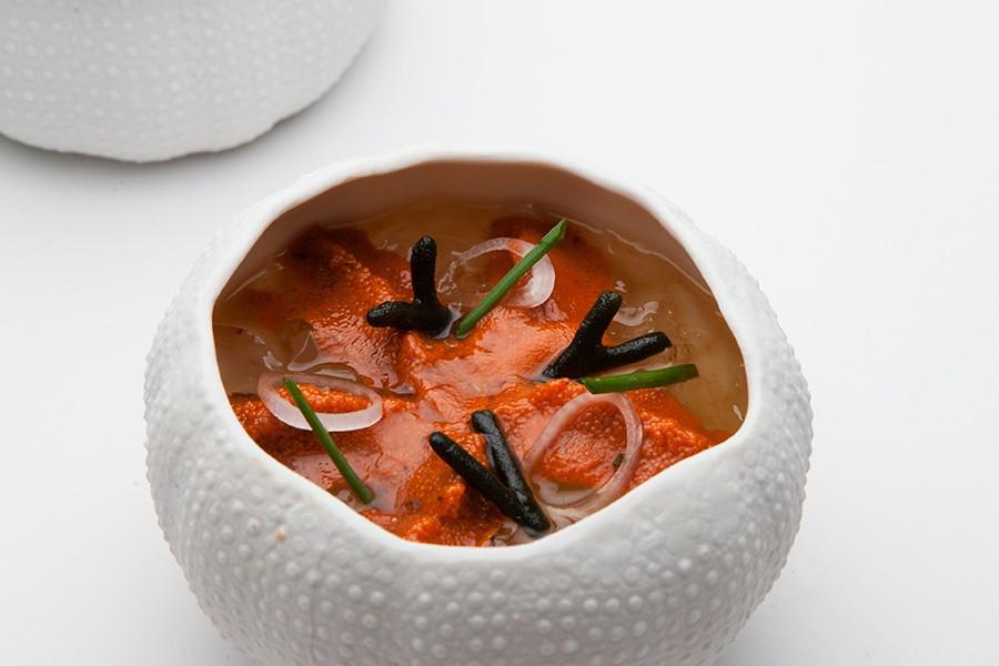 Sopa de tomate / Foto: La Perfumería