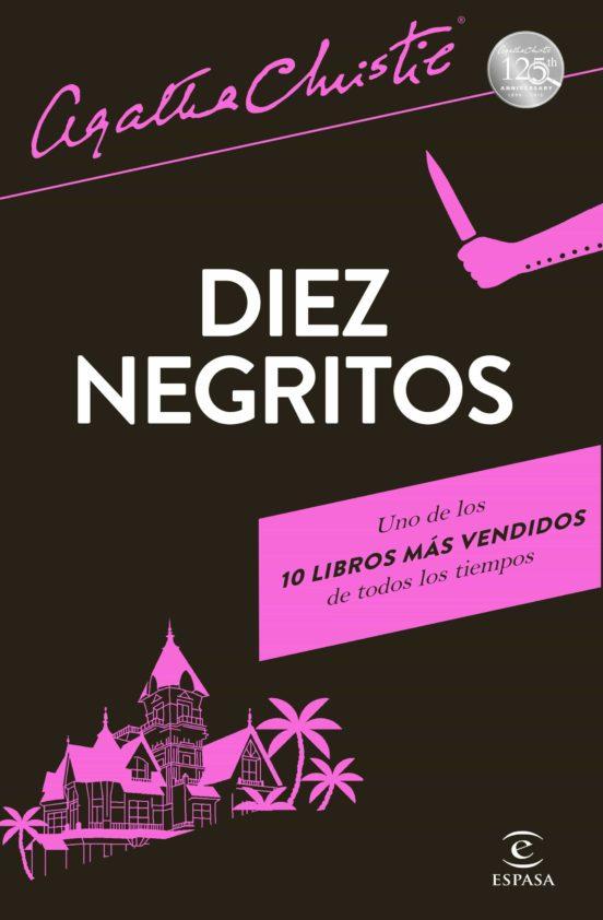 Portada de Los Diez Negritos