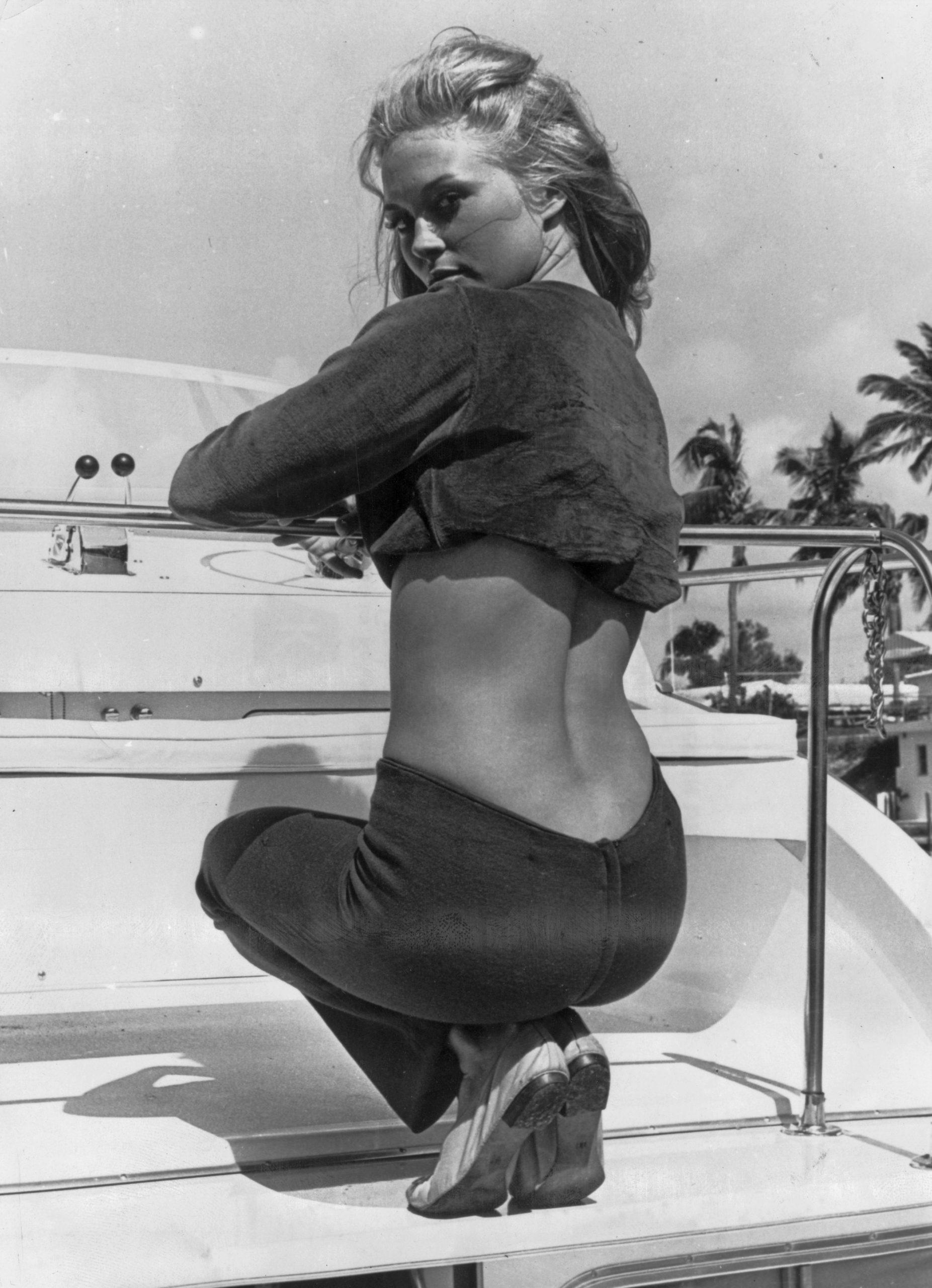 La actriz Faye Dunaway en 1967 / Foto: Getty Images