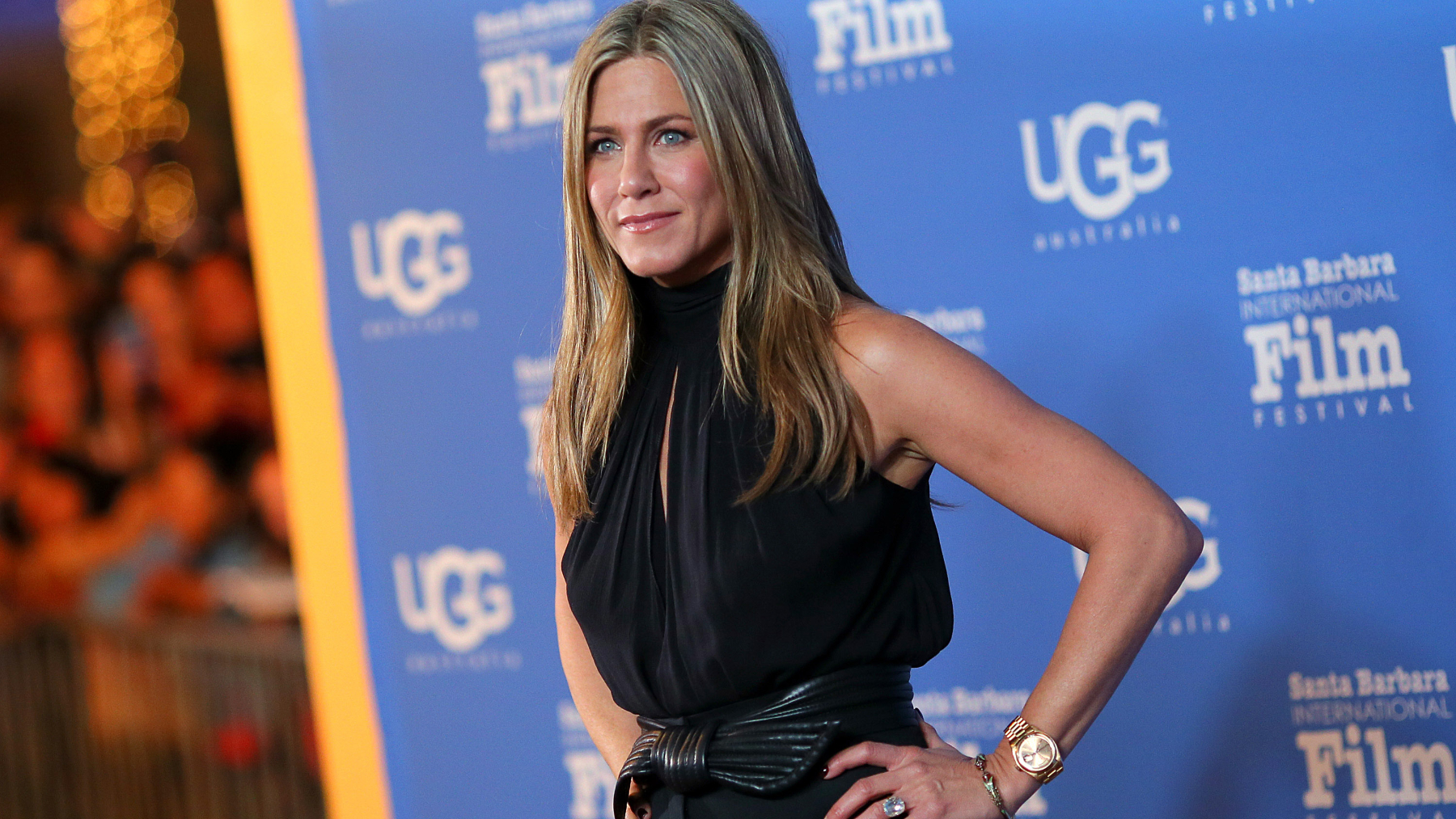 La actriz Jennifer Aniston/Foto: Getty Images