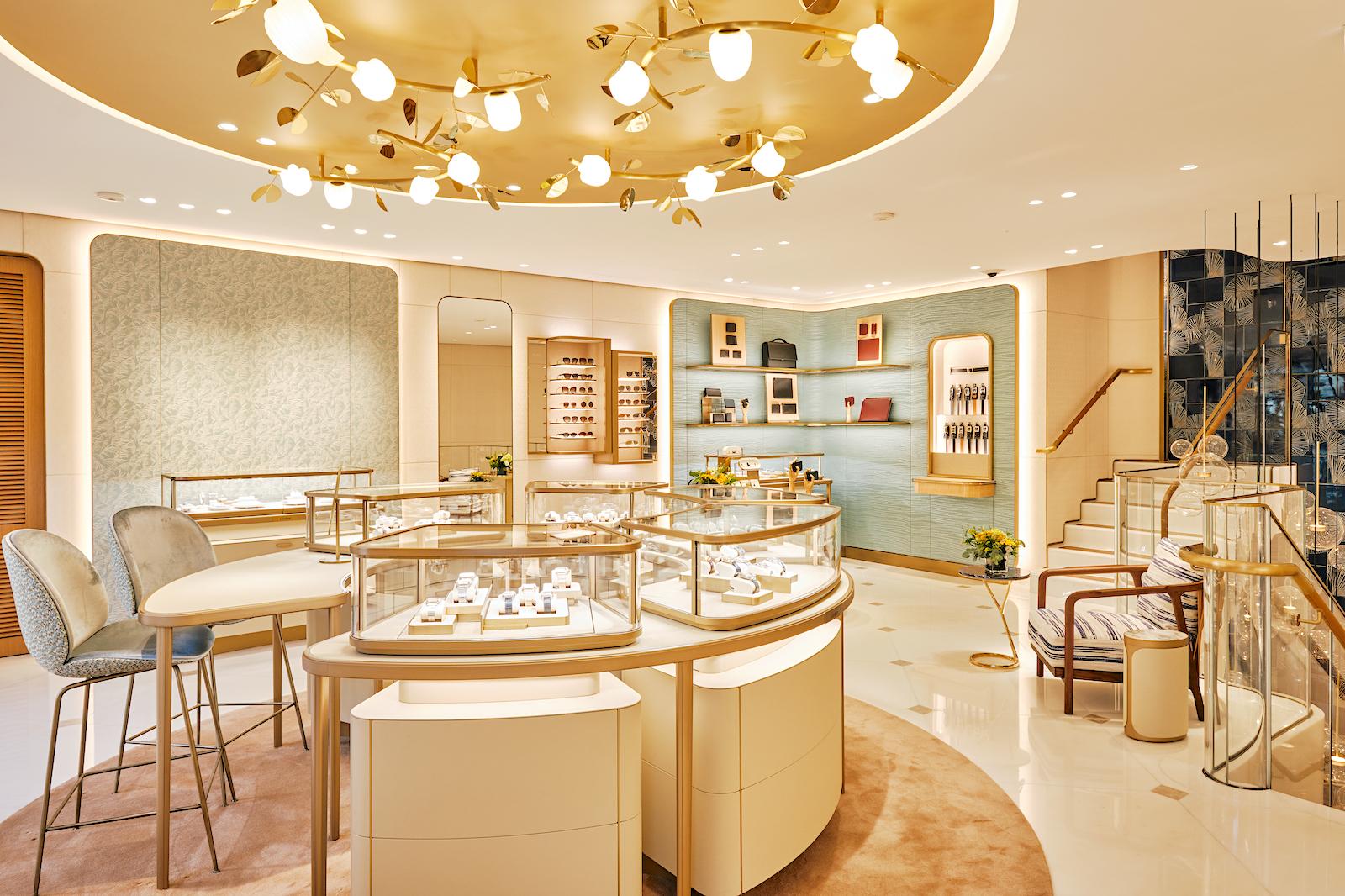 La nueva boutique de Cartier en Palma de Mallorca. /Foto: Cartier