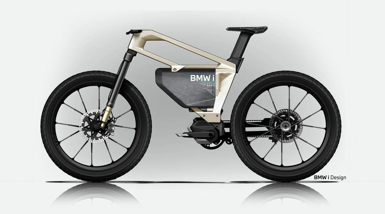 La bicicleta eléctrica de BMW que causará sensación