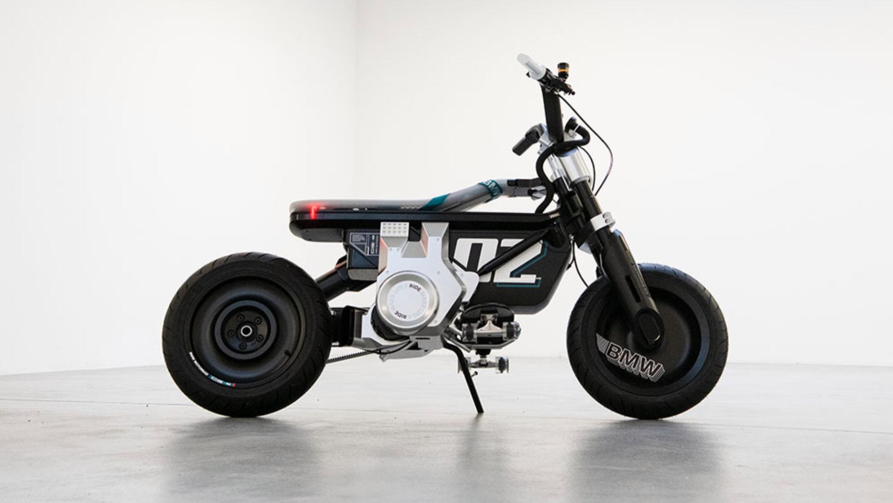 Foto: La BMW Motorrad