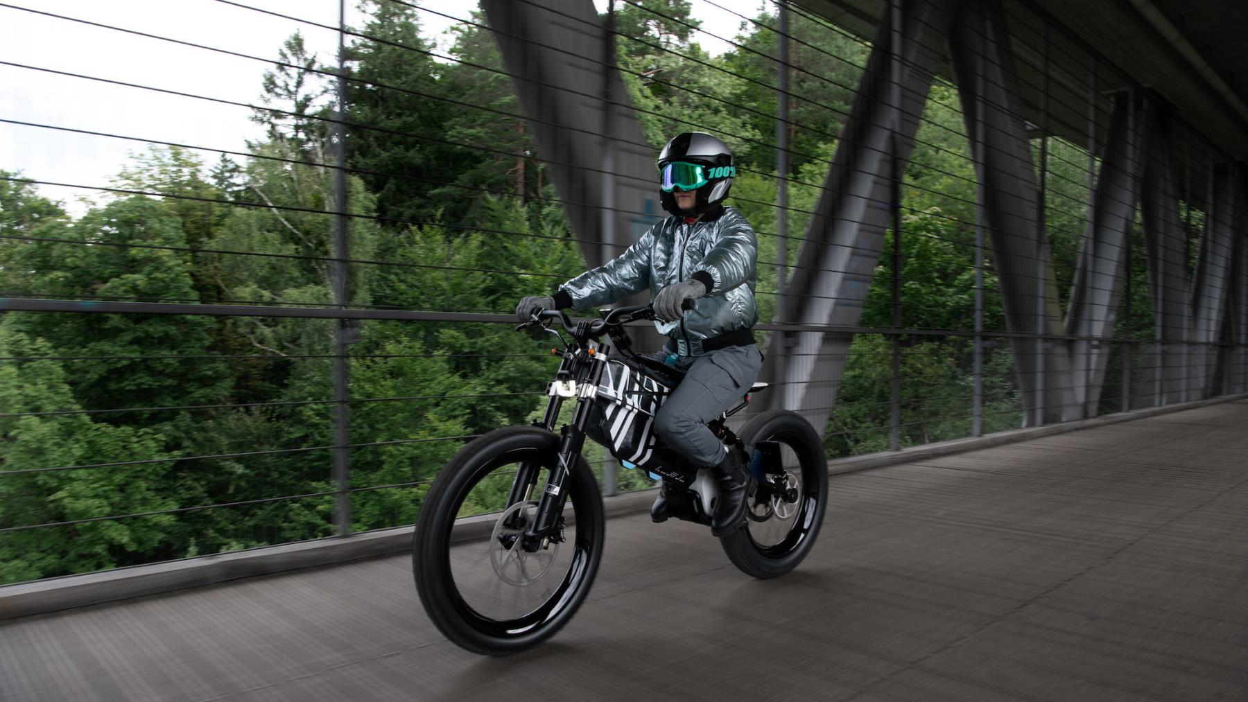 Foto: La BMW Motorrad Vision AMBY