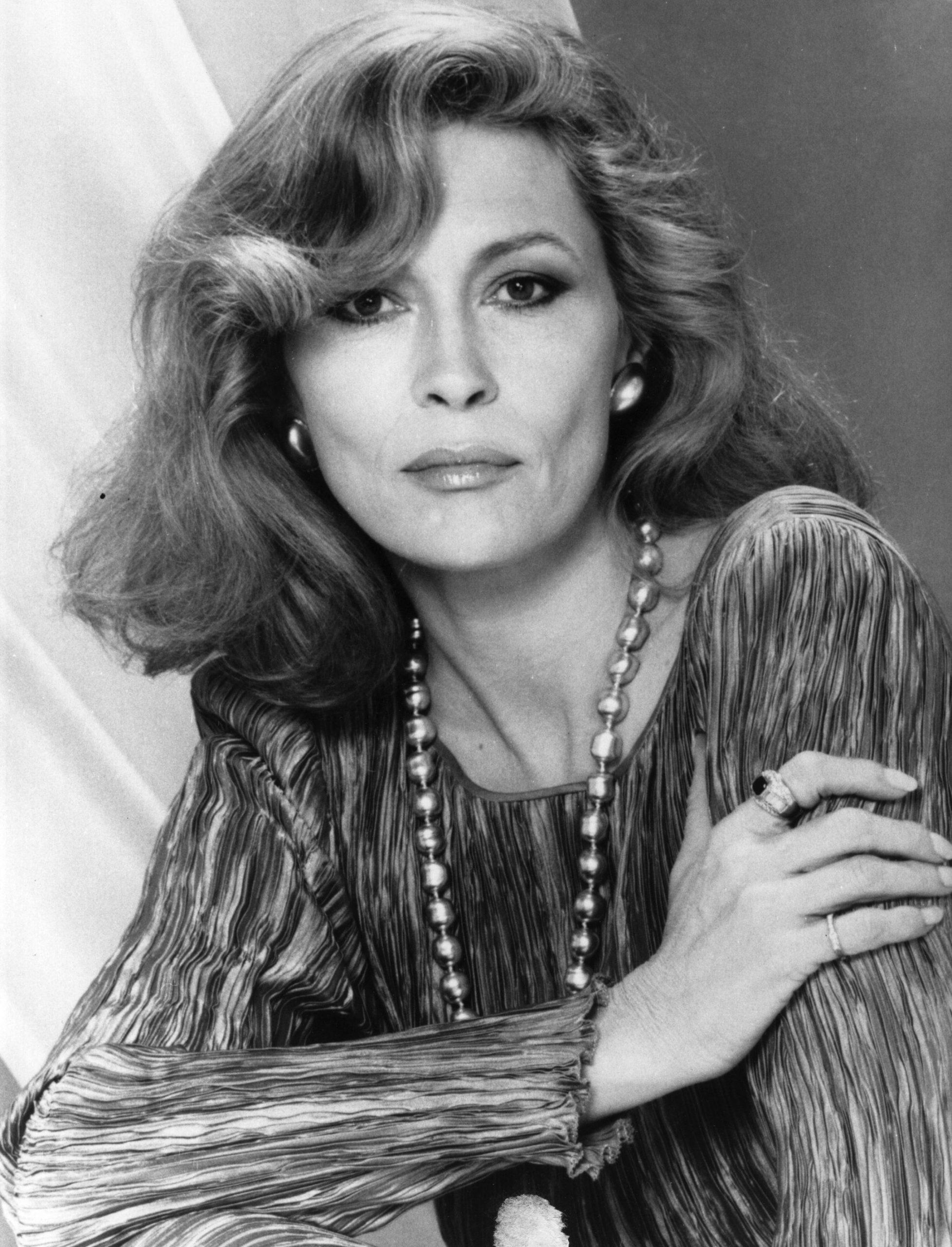 La actriz americana en 1986 / Foto: Getty Images