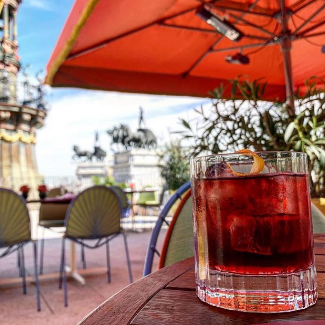 Restaurante Dani Brasserie en Four Seasons Madrid. /Foto: Instagram