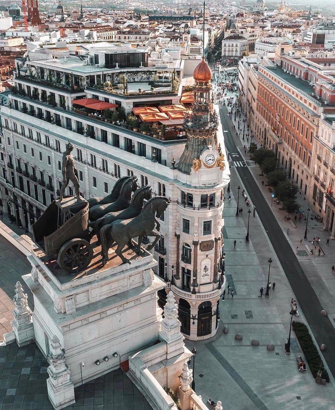 Four Seasons Madrid. /Foto: Instagram