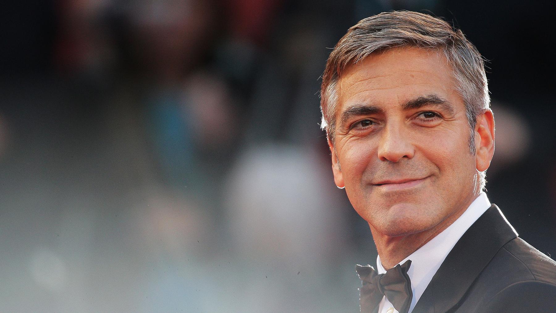 George Clooney. /Foto: Getty