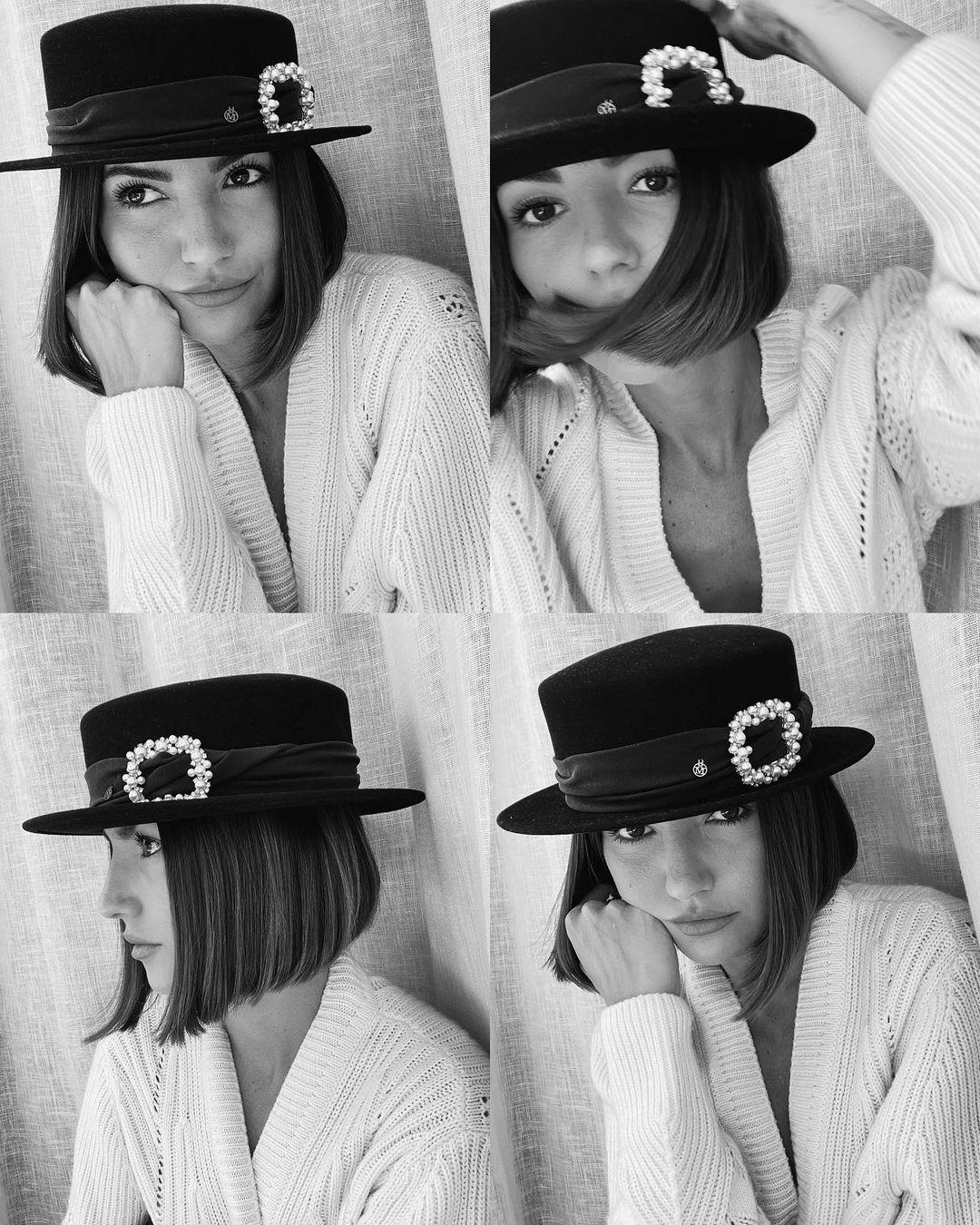 Sombrero Alexandra Pereira