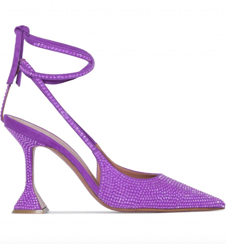 Zapatos de Amina Mauddi / Foto: Farfetch