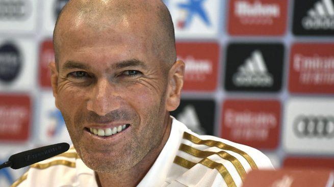 Zidane: «Mi encuentro con Pogba fue pura casualidad»