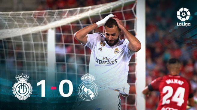 Mallorca Real Madrid
