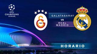 Galatasaray – Real Madrid: partido de la jornada 3 de la Champions League.
