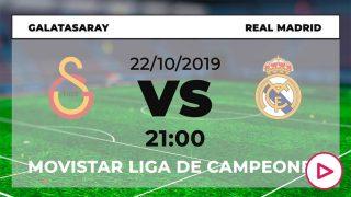 El Real Madrid se la juega contra el Galatasaray.
