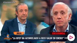 Isco Alarcón está con un pie fuera del Real Madrid.