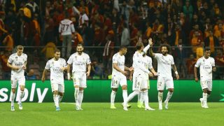 El Real Madrid logró una importante victoria contra el Galtasaray. (AFP)