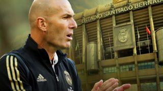 Zidane empieza a perder crédito en el Bernabéu.