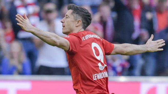 Brutal Lewandowski: ya lleva 19 goles, los mismos que todo el Real Madrid