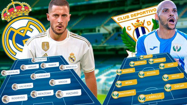 Real Madrid – Leganés: El Bernabéu no perdona más fallos