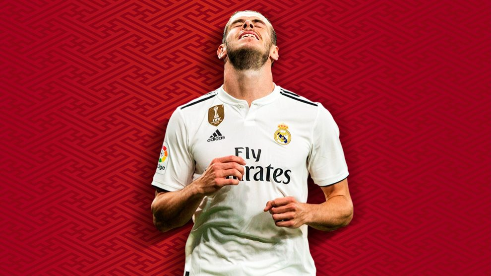 Bale puede salir del Real Madrid rumbo a China.