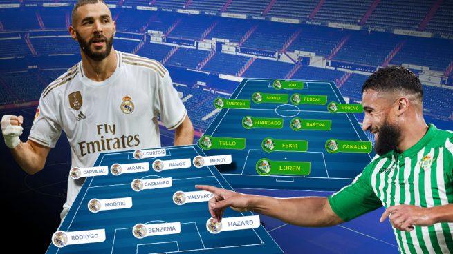 Real Madrid – Betis: el Bernabéu quiere otra fiesta
