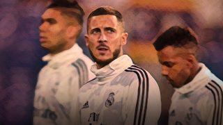 El Real Madrid acusa la falta de gol.