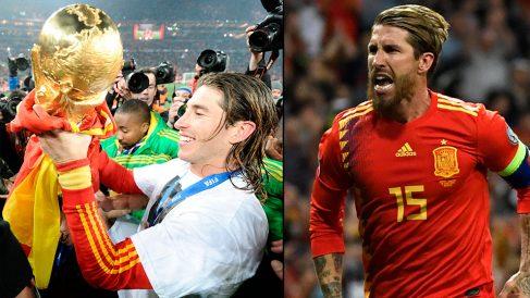 La selección rendirá homenaje a Sergio Ramos en el Carranza.
